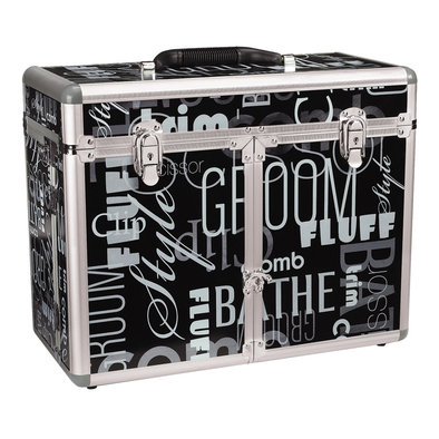 Grooming Tool Case Graffiti - Black