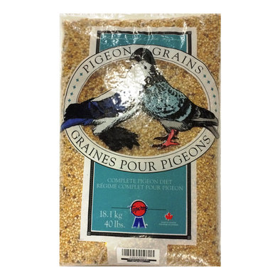 Bird Feed, Pigeon Mix #1 - 18 kg