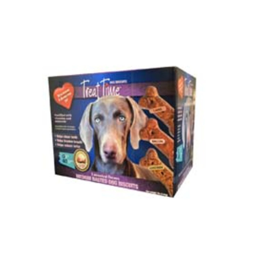 View larger image of Medium Basted Dog Biscuits - 7 lb