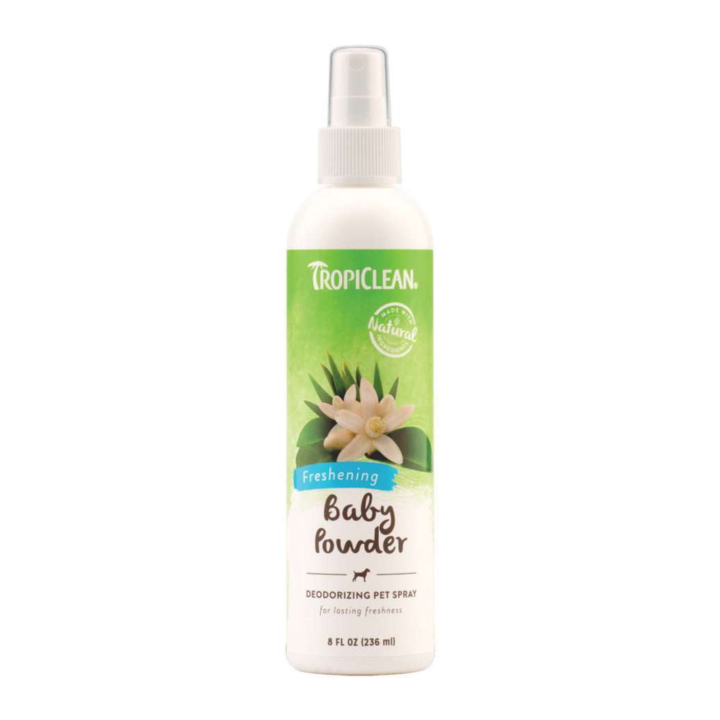 View larger image of Baby Powder Deodorizing Pet Spray - 8 oz