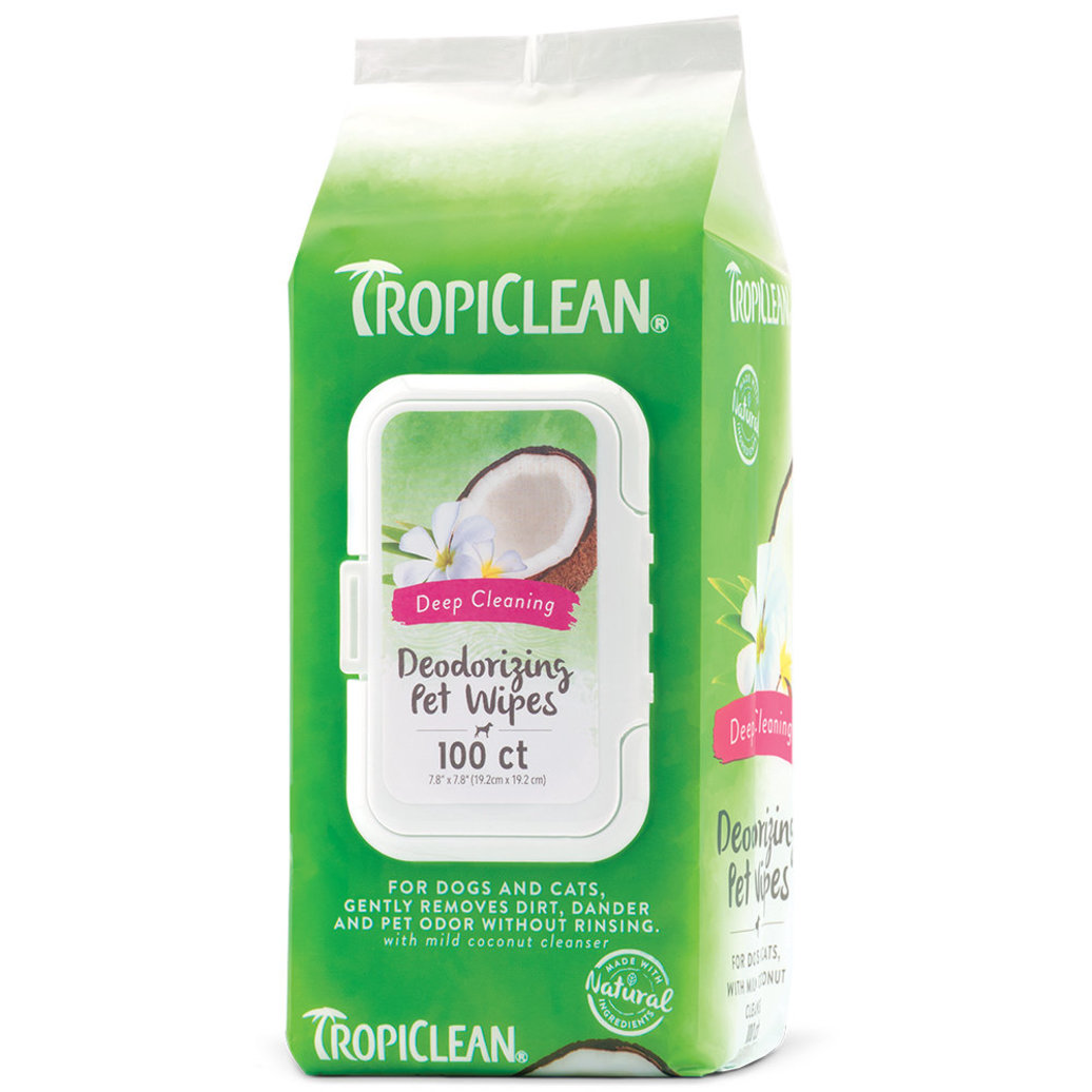 View larger image of Deep Cleaning Wipes - 100 ct