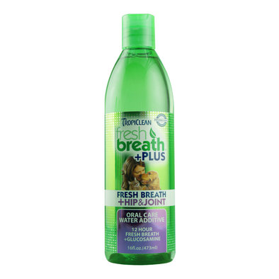 Dental Fresh Breath with Hip & Joint - 16 oz