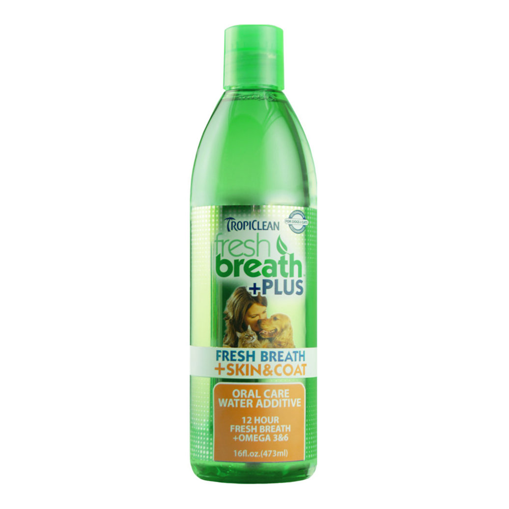 View larger image of Dental Fresh Breath with Skin&coat - 16 oz
