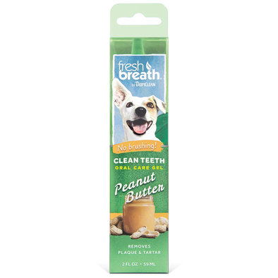 Fresh Breath Oral Care Gel - Peanut Butter - 2 oz