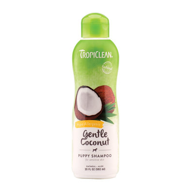 Gentle Coconut Shampoo