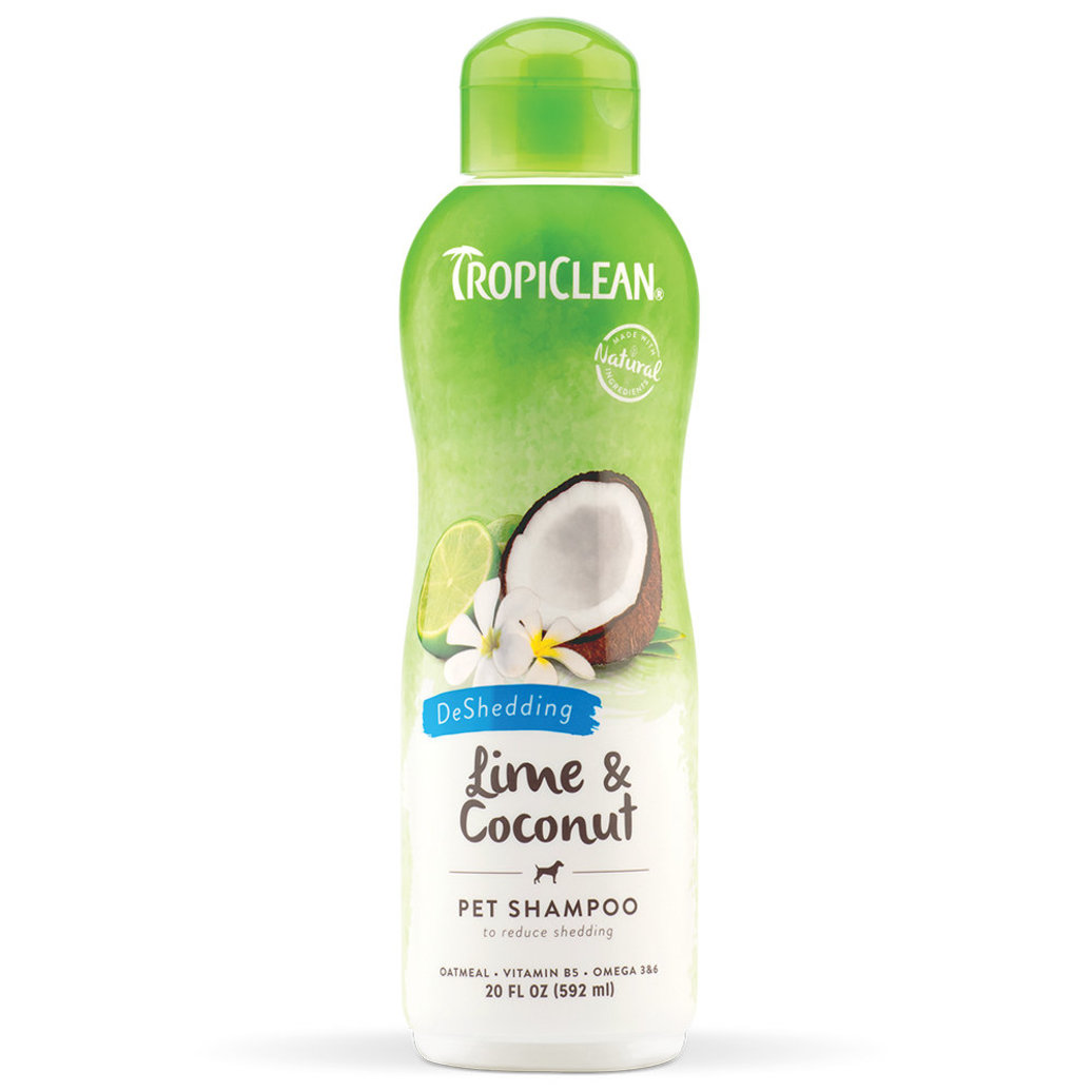 View larger image of Lime & Coconut Shampoo