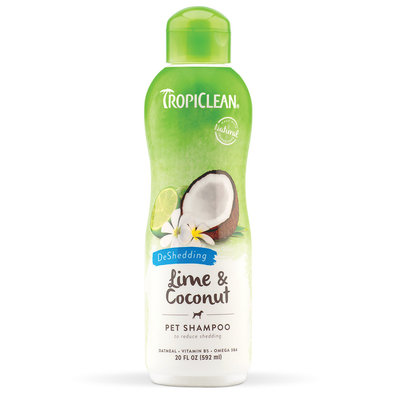 Lime & Coconut Shampoo