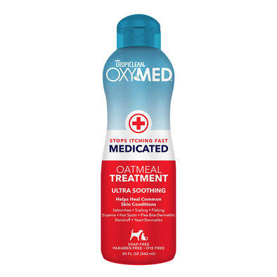 Oxy-Med Treatment Rinse - 20 oz