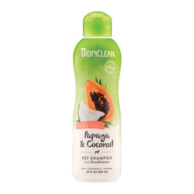 Papaya & Coconut 2 in 1 Shampoo