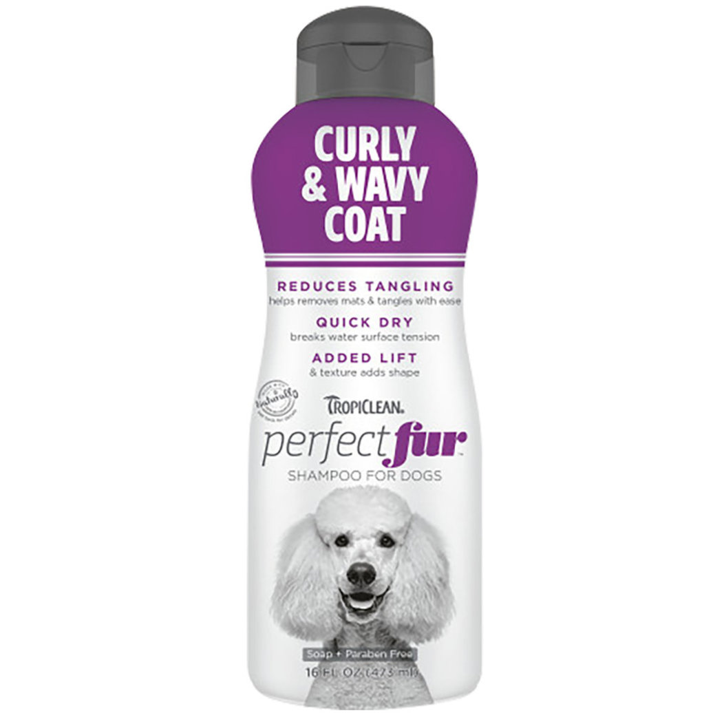 View larger image of Perfect Fur, Curly & Wavy Coat Shampoo - 16 oz