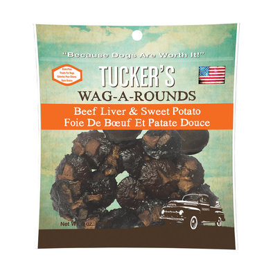Wag-A-Round - Beef & Sweet Potato - 170 g