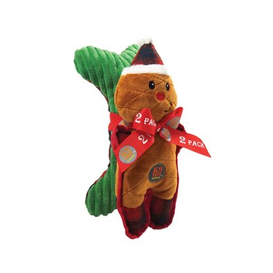 Tuffins -Gingerbread Man - 2 pk
