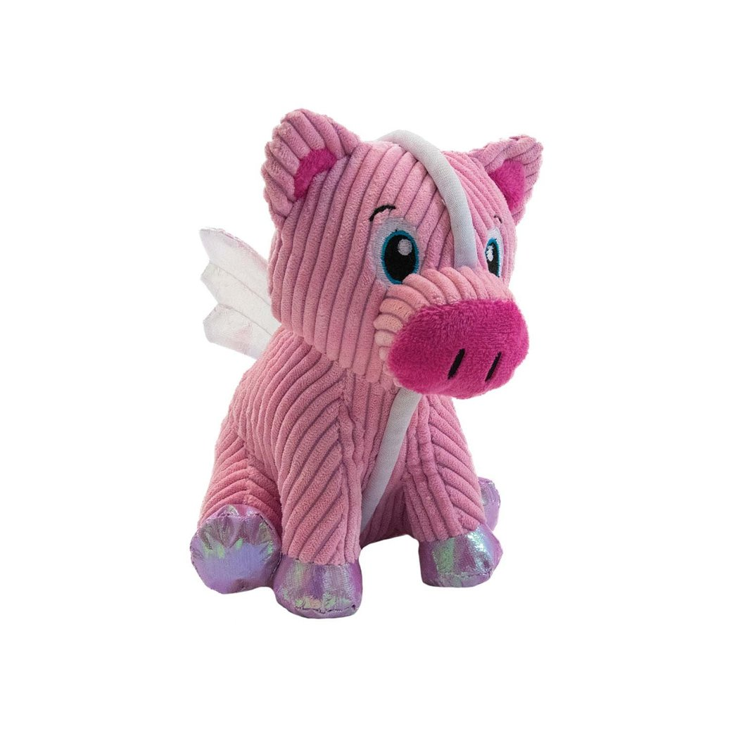 View larger image of Tuffones Flying Pig - Pink - Small