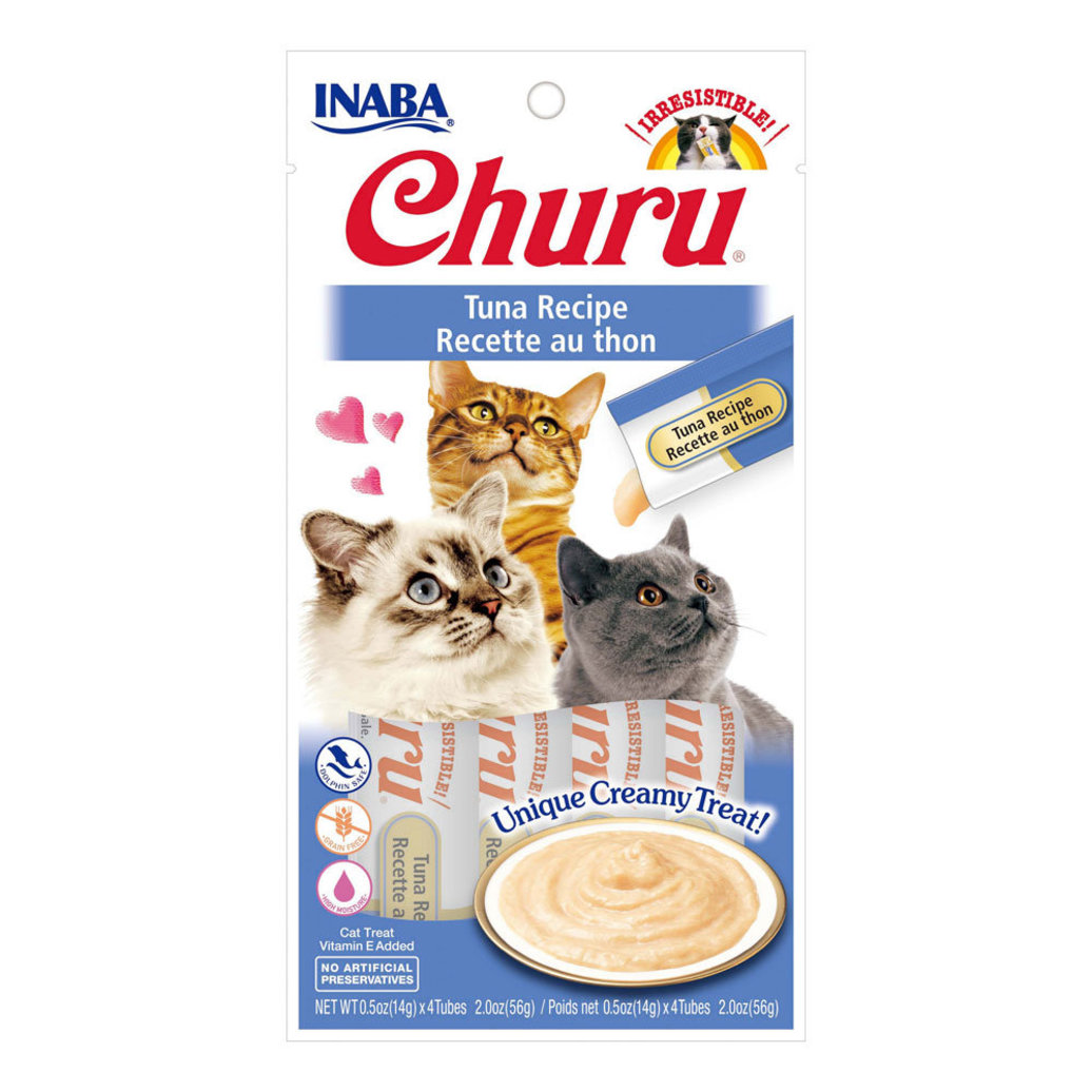 View larger image of Tuna Purees - 4 pk - 56 g