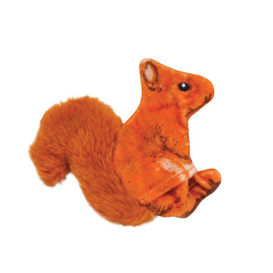 Orange Squirrel - 4""