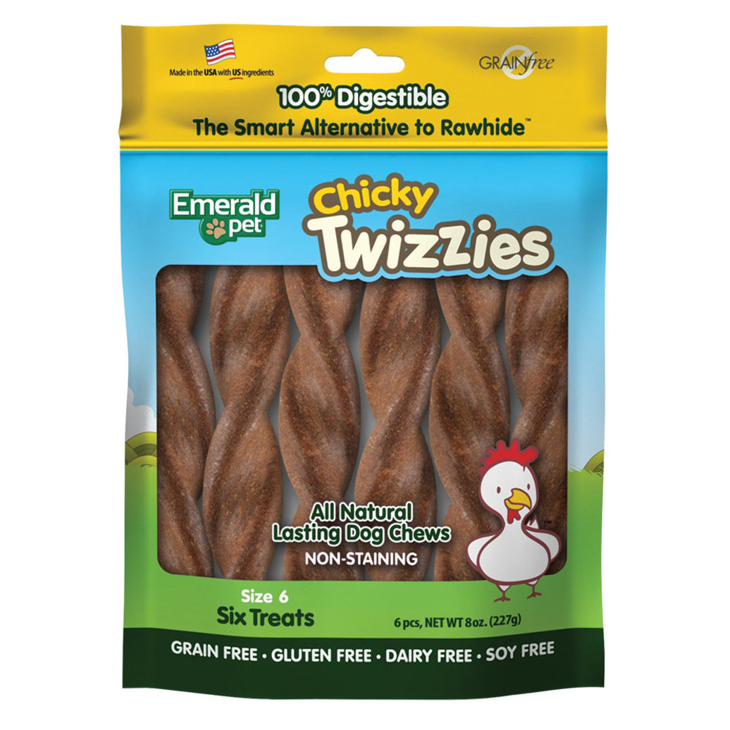 """View larger image of Twizzies, LID GF Chew - Chicky - 6"""" - 6 pk"""