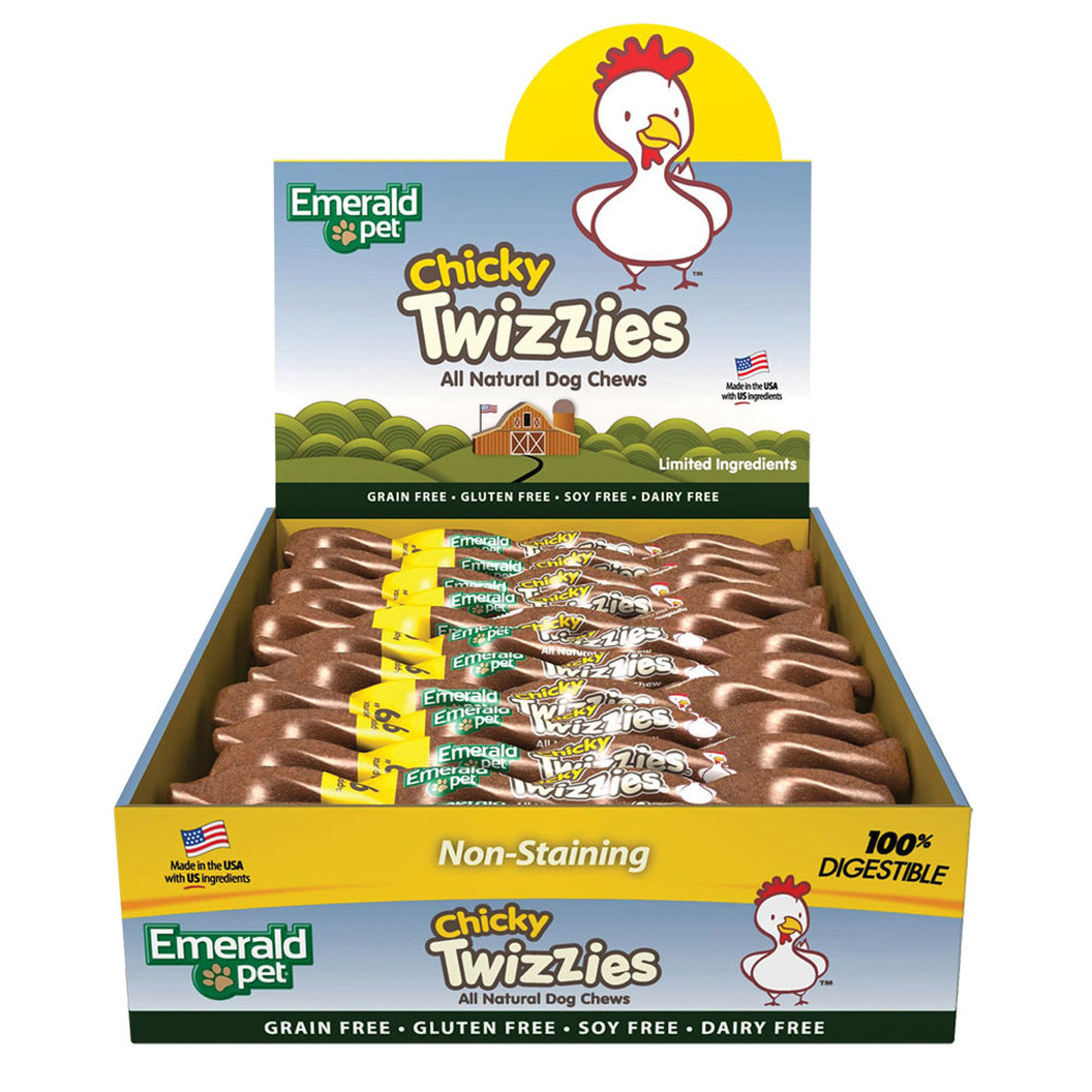 """View larger image of Twizzies, LID GF Chew - Chicky - 6"""""""