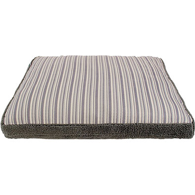 Slab Bed - Grey Diamond