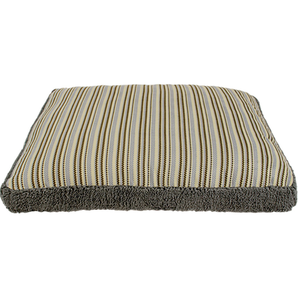 View larger image of Slab Bed - Taupe Diamond