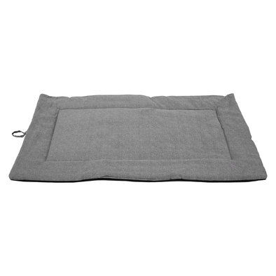 Solid Crate Mat - Charcoal
