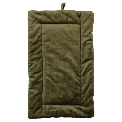 Solid Crate Mat - Green - S/M