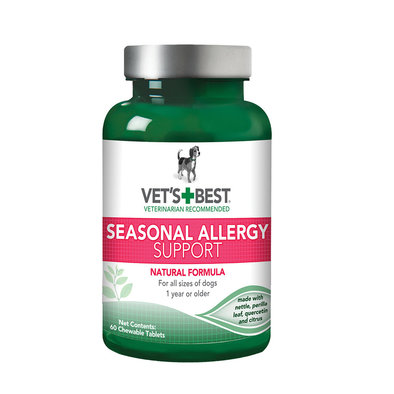 Seasonal Allergy Support - 60 Tab