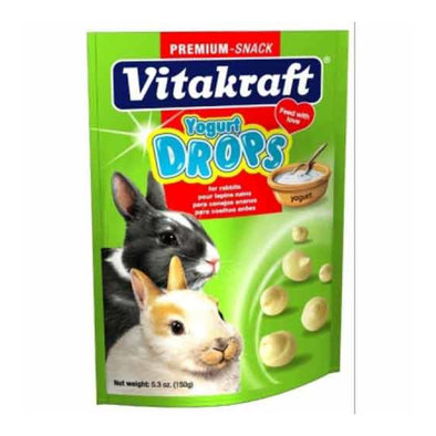 Rabbit Drops with Yogurt - 5.3 oz