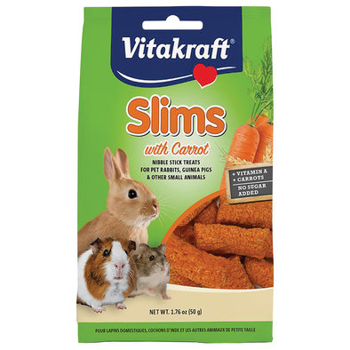 Rabbit Slims with Carrot - 1.76 oz
