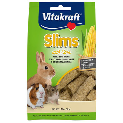 Rabbit Slims with Corn - 1.76 oz