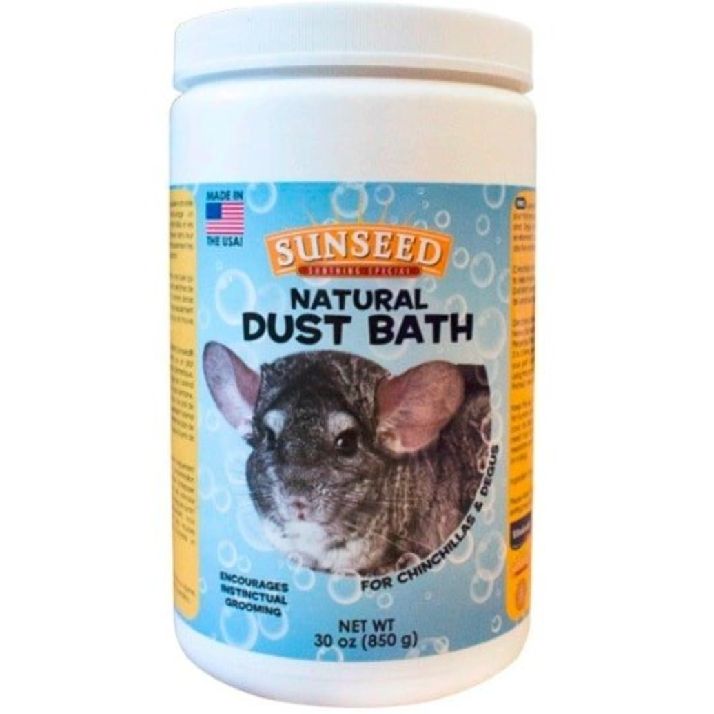 View larger image of Vitakraft,  Chinchilla Blue Cloud Dust Bath - 30 oz