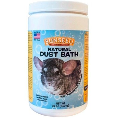 Vitakraft,  Chinchilla Blue Cloud Dust Bath - 30 oz