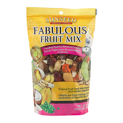 Vitakraft,  Sunthing Special, Fabulous Fruit Mix - 12 oz
