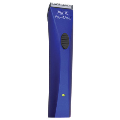 Bravmini Trimmer w/ Blade - Royal Blue