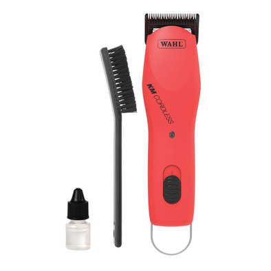 KM Cordless Clipper - Poppy