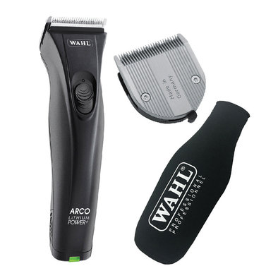 Lithium  Arco with 5 in 1 Blade & Clipper Cozy - Black