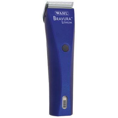 Lithium Cord/Cordless Clipper - Royal Blue