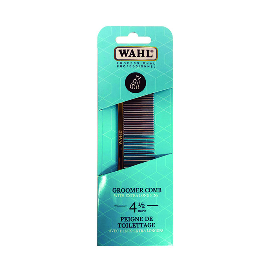 """View larger image of Pro Groomer Comb - 4 1/2"""" - 69 Pins"""