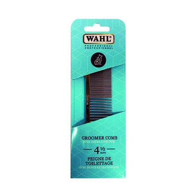 "Pro Groomer Comb - 4 1/2"" - 69 Pins"