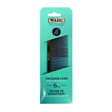 "Pro Groomer Comb - 6"" - 62 Pins"