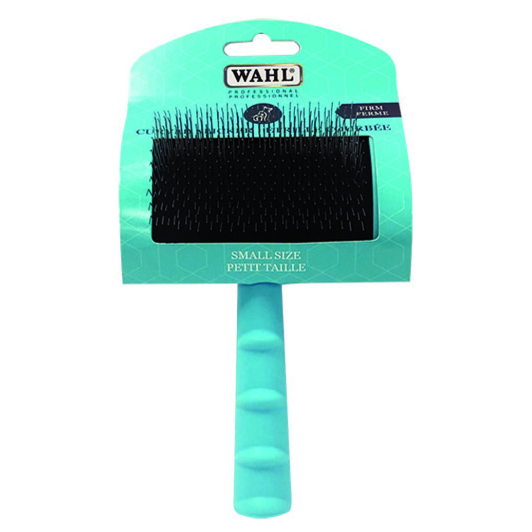 View larger image of Pro Groomer Slicker Brush Curved - Firm Pins