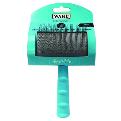Pro Groomer Slicker Brush Curved - Soft Pins