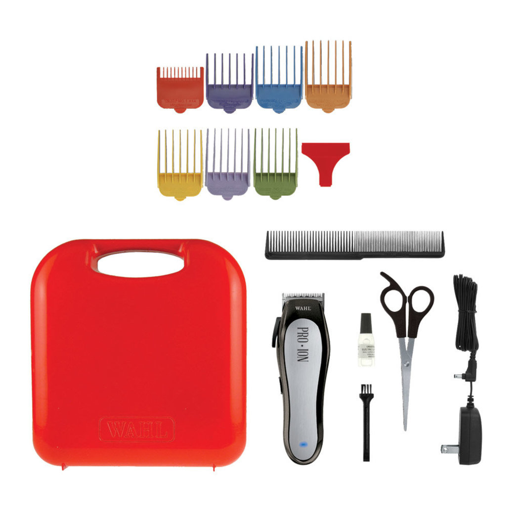 View larger image of Pro Ion-Cordless Lithium Battery Pet Clipper Kit