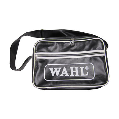 Retro Shoulder Bag - Black & White