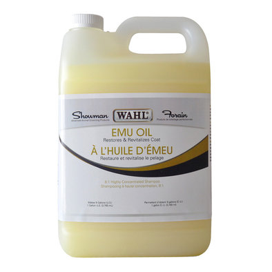 Showman Emu Oil Shampoo - Gal
