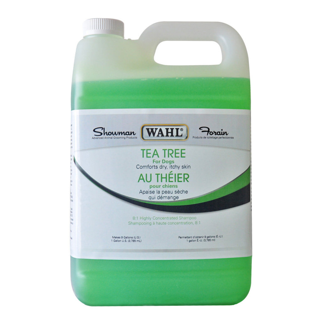 View larger image of Showman Tea Tree Shampoo - Gal