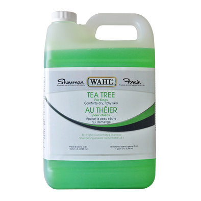 Showman Tea Tree Shampoo - Gal