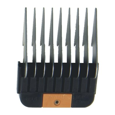 "Stainless Steel Comb - 1/2"" - #1"