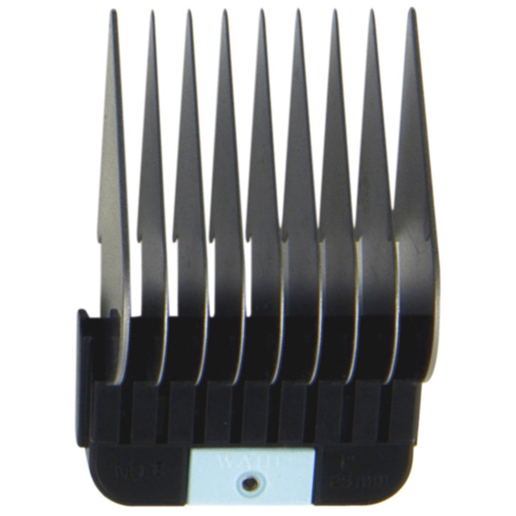 "View larger image of Stainless Steel Comb - 1"" - #E"