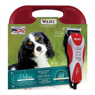 U-Clip Deluxe 16 Piece Pet Clipper Kit