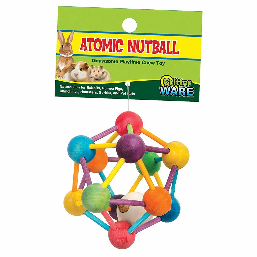 View larger image of Atomic Nut Ball